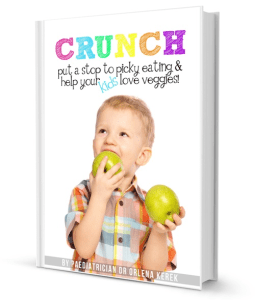 crunch healthy eating ebook orlena kerek review