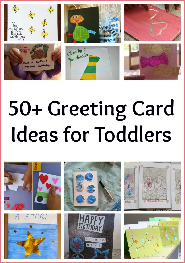 greeting cards kids can make