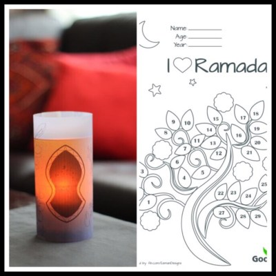 ramadan for kids crafts lanterns