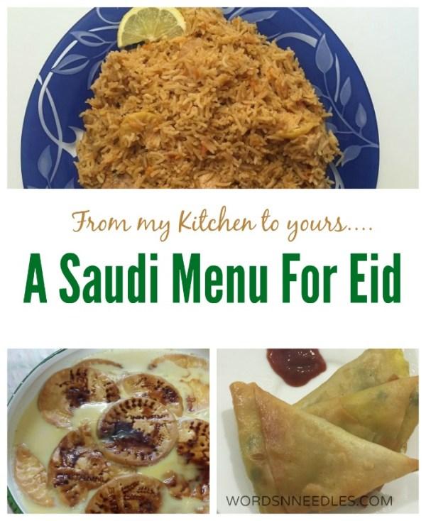 saudi recipes for Ramdan for Kids Eid