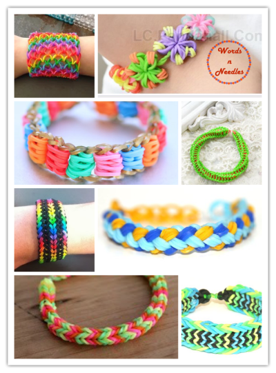 rainbow loom band bracelet tutorials crafts diy kids activities top ten