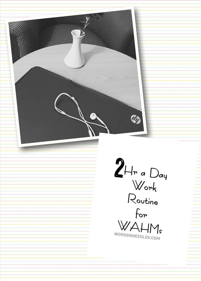 to hours a day work at home routine for moms blogger schedules time management productivity