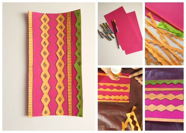 bedouin culture saudi traditions weaving mats kids crafts