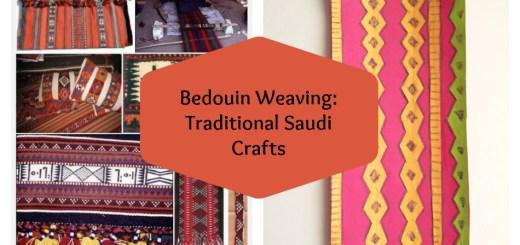 bedouin weaving saudi culture crafts for kids