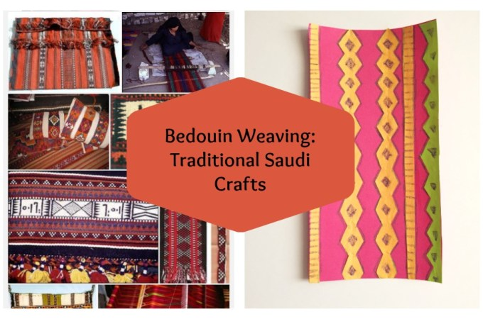 Bedouin Weaving: Traditional Saudi Crafts for Kids