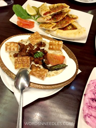 Kosebasi Restaurant Friends over Phone Challenge Jeddah Living Food Reviews WordsnNeedles
