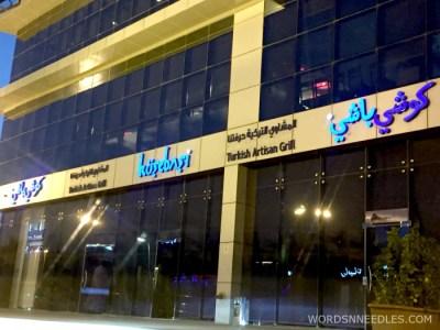 Kosebasi Restaurant Review WordsnNeedles