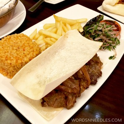 Shashlik Kebab Kosebasi Restaurant Jeddah living Food Reviews WordsnNeedles