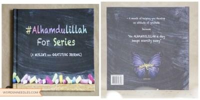 #AlhamdulillahForSeries book