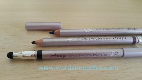 Mikyajy Sabaya Line & Shadow Pencil Review
