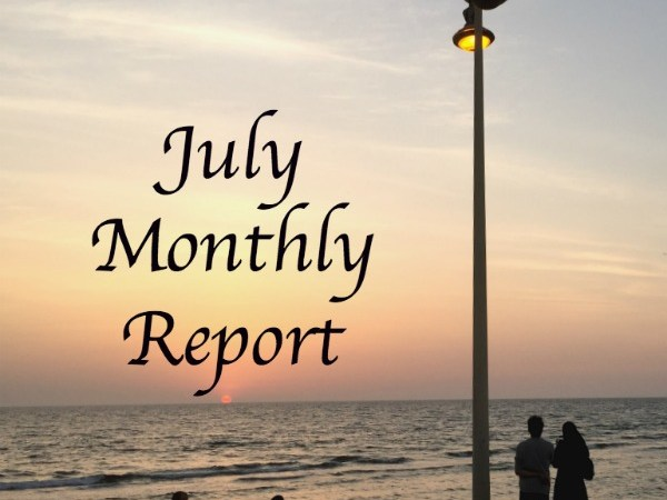 A Crafty Staycation – July Monthly Goals