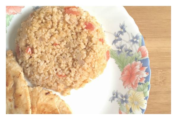 bulgur pilaf recipe turkish cuisine kid friendly food