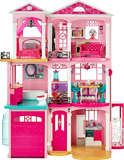 discover a world of possibilities because with Barbie