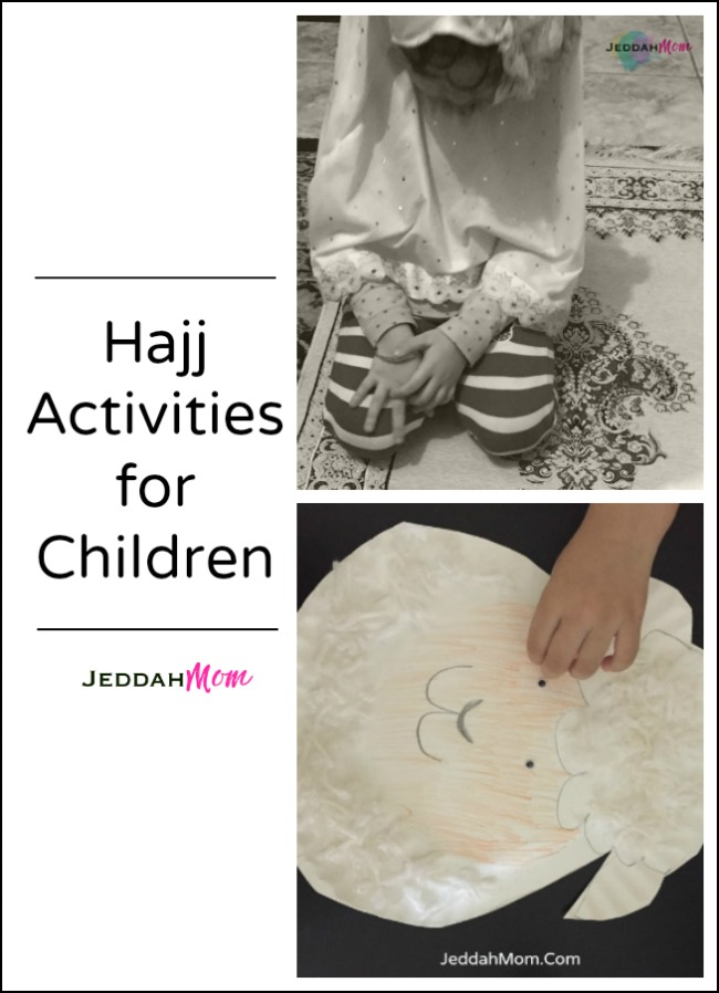 Hajj Activities for Children JeddahMom