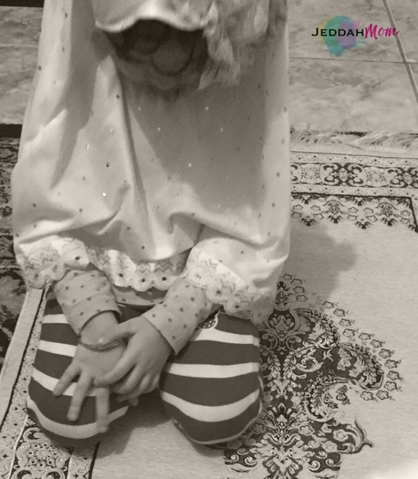 Help children pray hajj activities for children JeddahMom