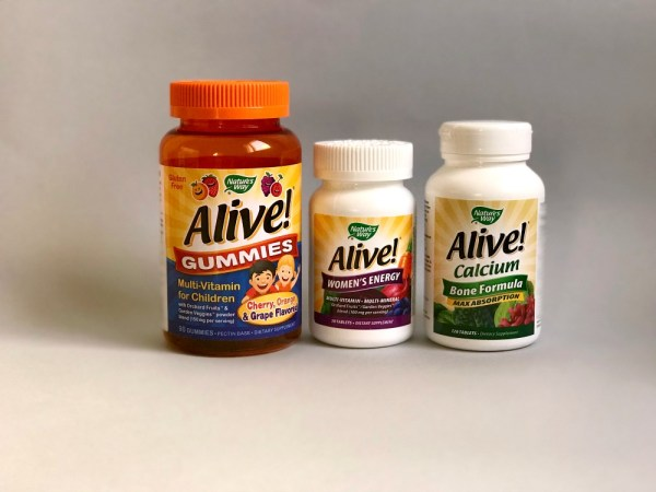 jeddah Mom Alive Vitamins iHerb