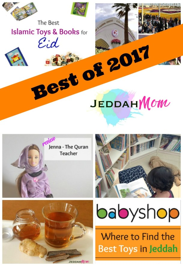 The Best of Jeddah Mom Blog Top 5 posts of the year Jeddah Mom a blog about motherhood and raising children in Saudi Arabia