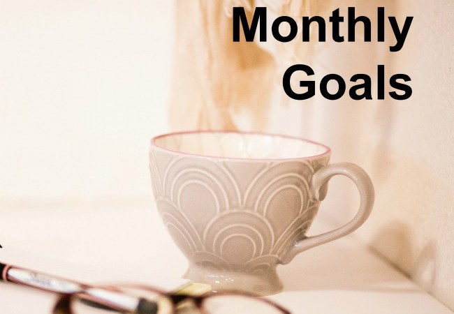 5 Things I am Celebrating + February Mom Goals