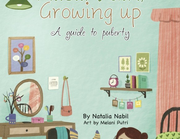 Muslim Girl Growing UP Book about Adolescent and Puberty Muslim Kids Books JeddahMom