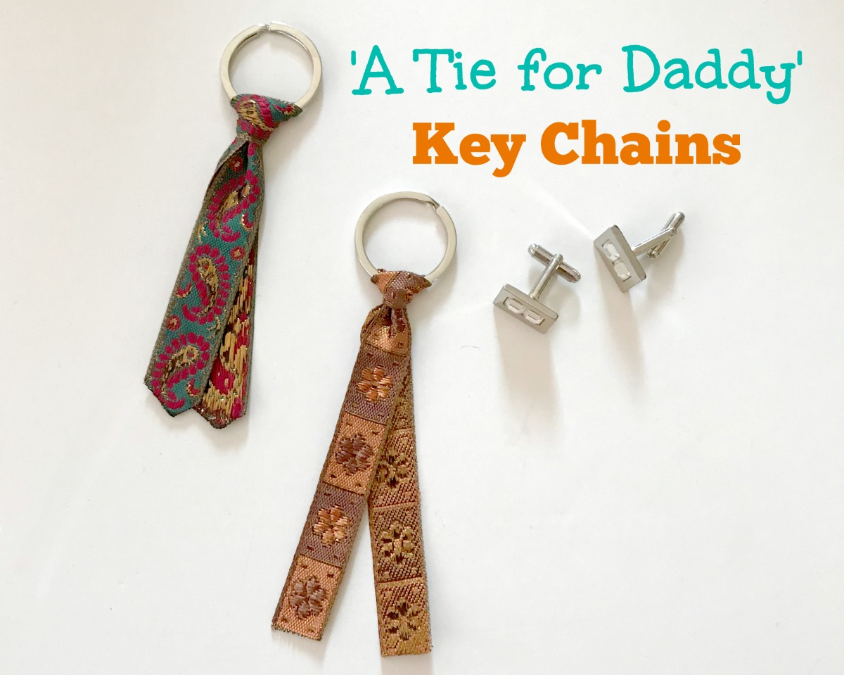 How to tie a key chain 24
