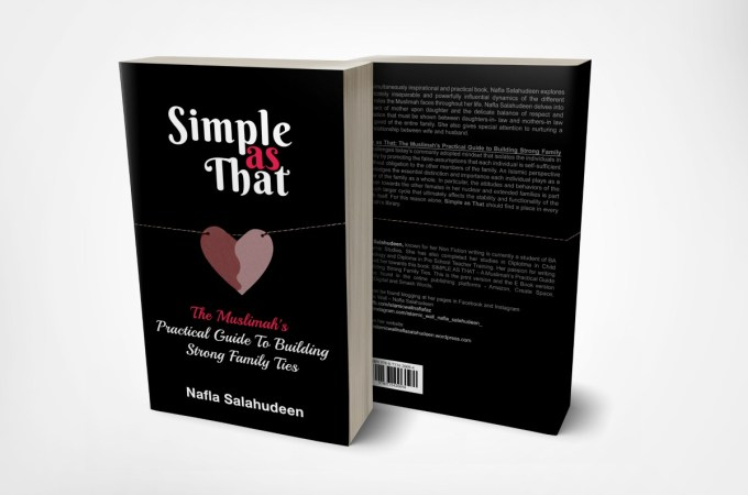 'Simple as That' by Nafla Salahudeen- Book Review