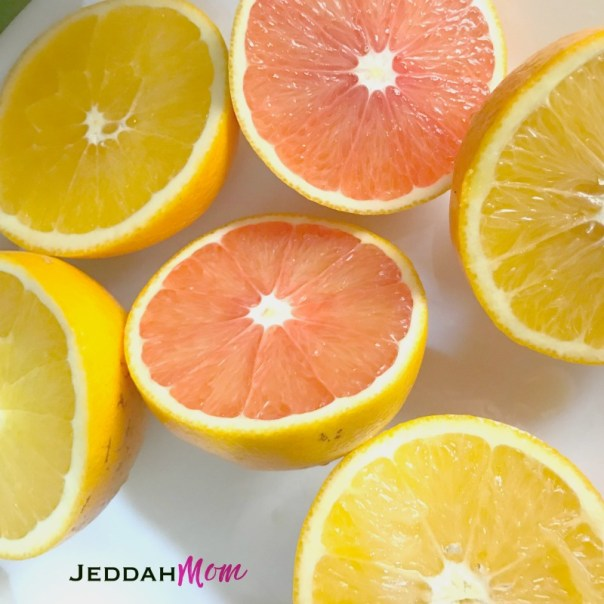 Orange juice every day is a great way to get in some vitamin c for over all health JeddahMom