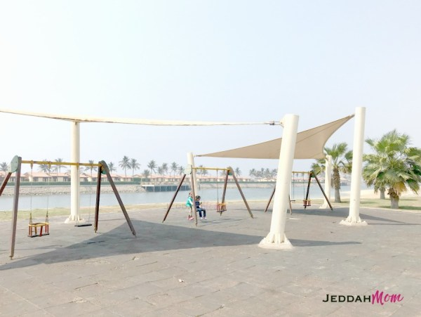 Playing in fresh air helps children strengthen their immune system JeddahMOm