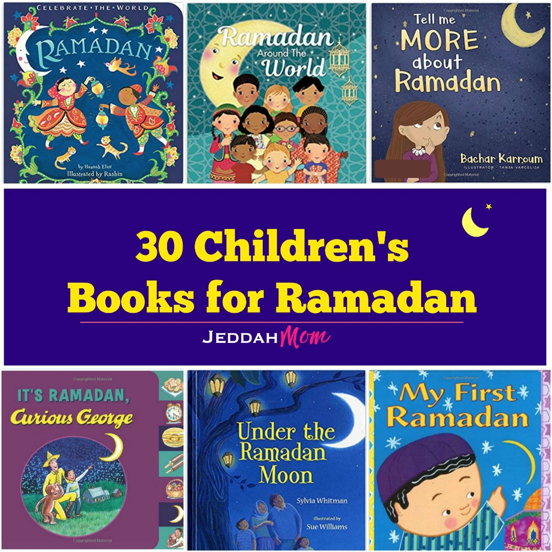 ramadan moon30 Children's Books for Ramadan