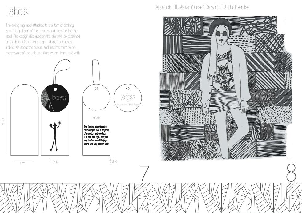 Graphic Design Subject ~ Personal Portfolio