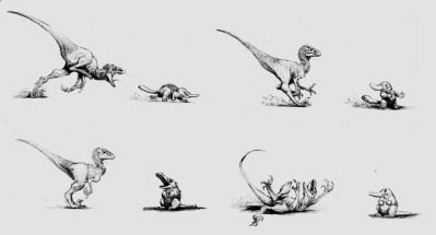 raptor et platypus