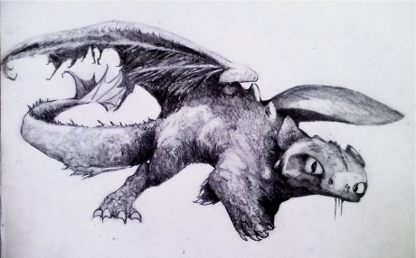 Toothless (Krokmou)
