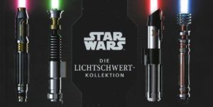 The lightsaber collection (11/17/2020)