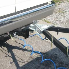 6 Way Round To 4 Flat Wiring Diagram Apexi Afc Neo Yj Tow Setup Bar Slope Cables Links Trailer