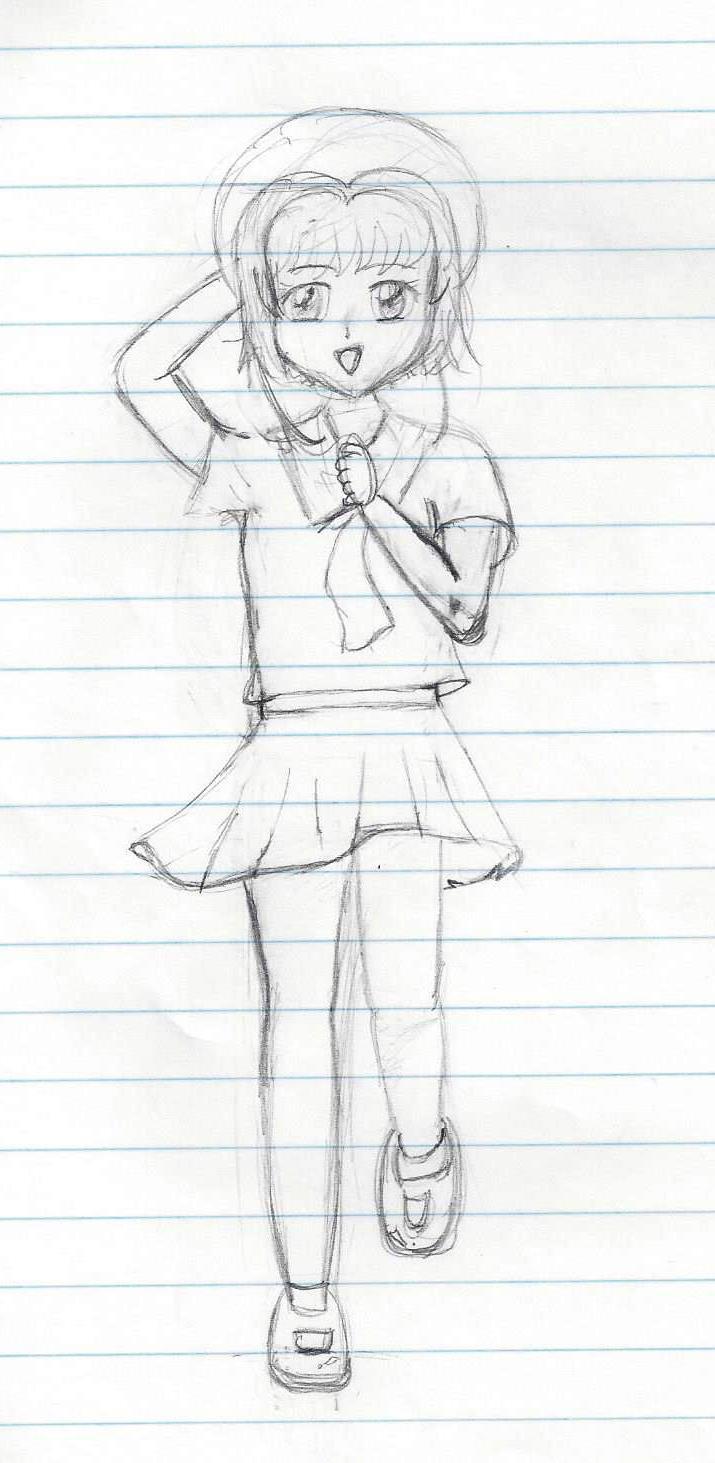Fan Art Friday: Sakura Kinomoto