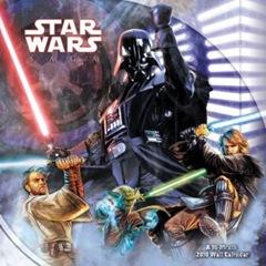 Star Wars Saga 2010 Calendar