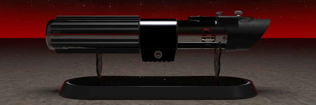 Darth Vader's ANH & ESB Lightsabers