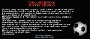 """quote and ball image from """"The Churning"""""""