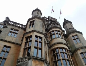Harlaxton Manor and College, United Kingdom