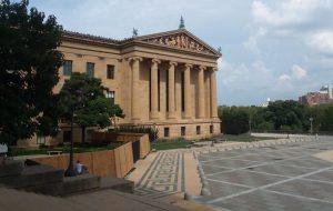 Side branch of the Philadelphia Museum of Art