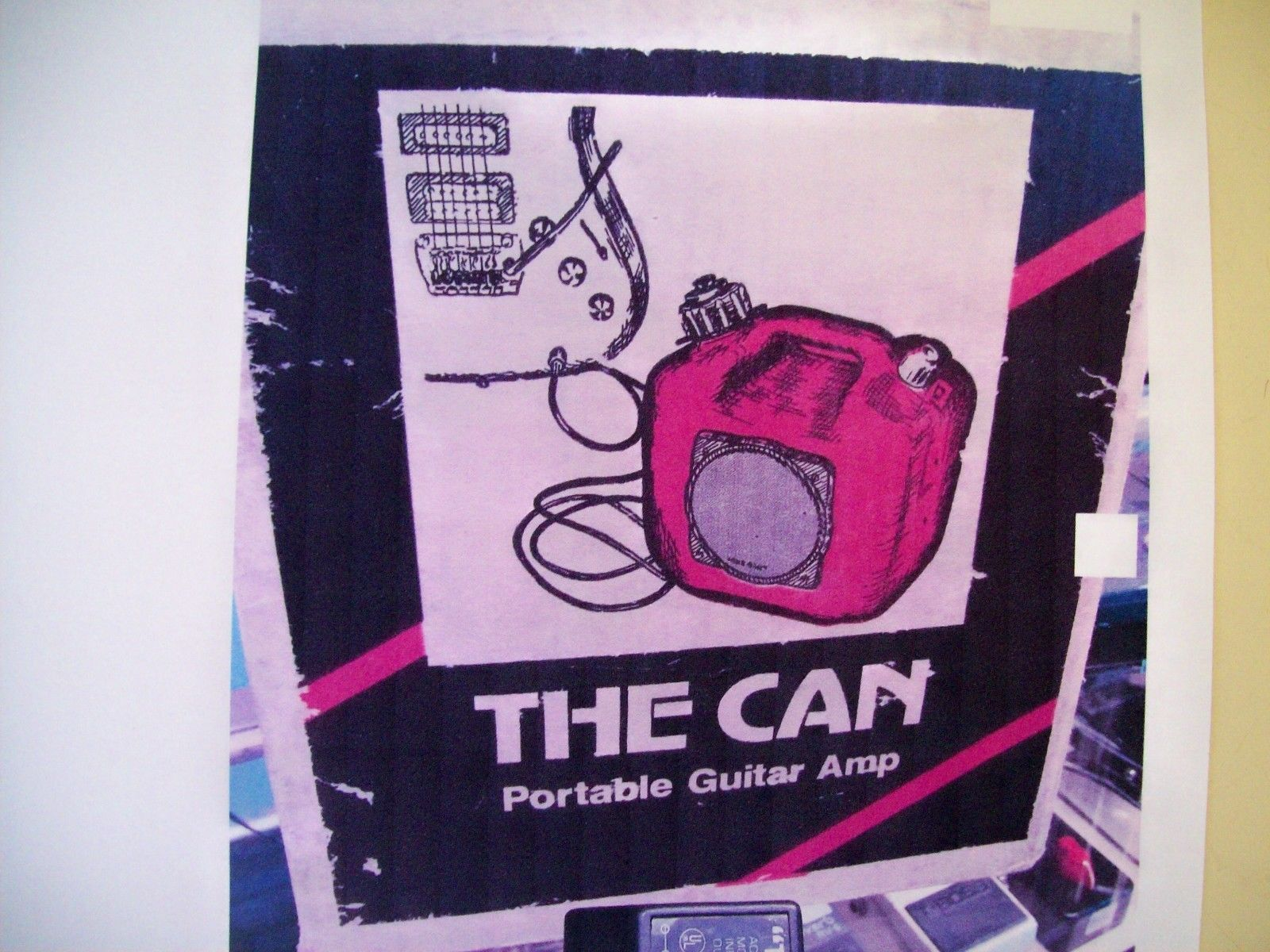 The Can Amp Slm Electronics
