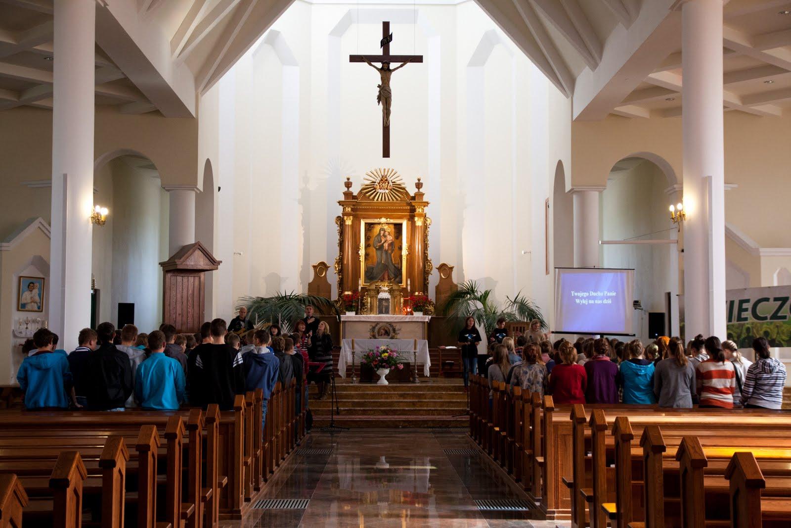 Wspólnota Jednego Ducha,  Ewangelizacja, Ewangelizacja w Gończycach, 2012.09.29