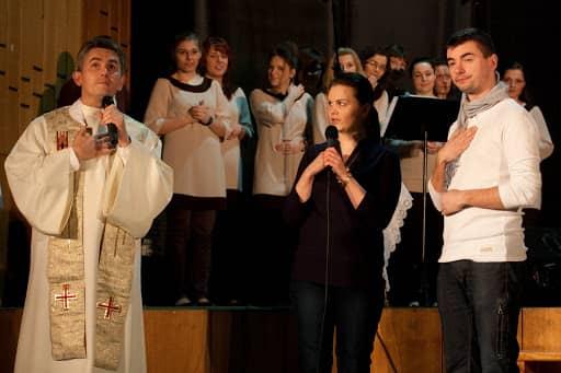 Wspólnota Jednego Ducha, Wieczór Chwały, 2012.03.29