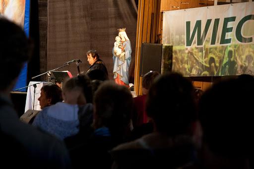 Wspólnota Jednego Ducha, Wieczór Chwały, 2012.05.31