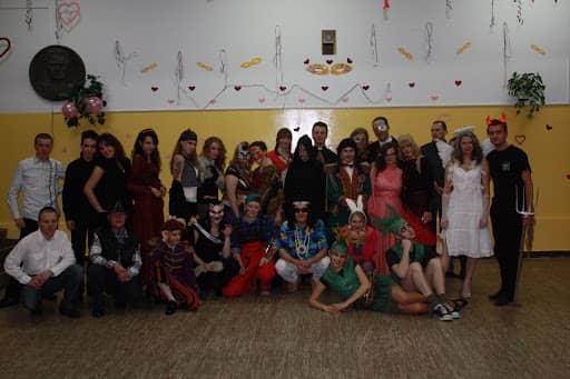 Wspólnota, Wspólnota Jednego Ducha, Bal ubranych inaczej, 2009.02.14