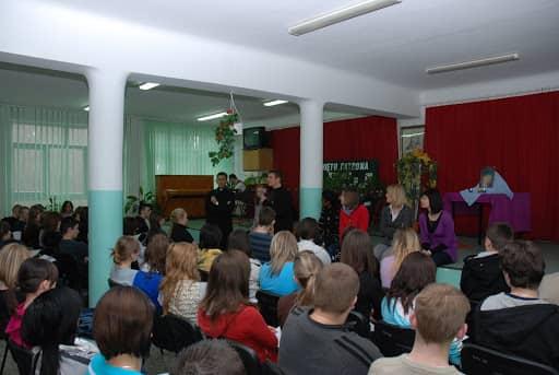 Wspólnota, Ewangelizacja, Ewangelizacja Siedleckich szkół i uczelni, 2008.03.19