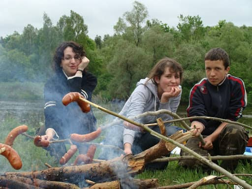 Wspólnota, Majówka, Majówka nad bugiem, 2008.05.24