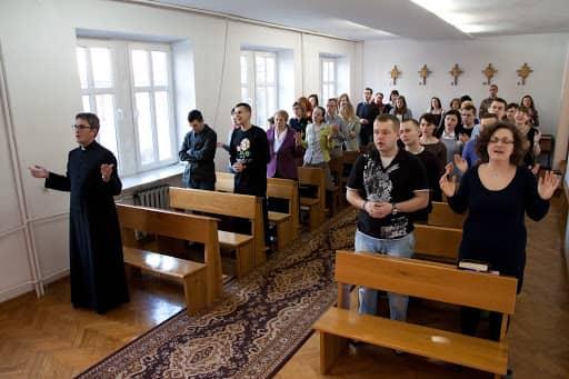 Wspólnota,  Wspólnota Jednego Ducha,  Rekolekcje,  2012.03.04