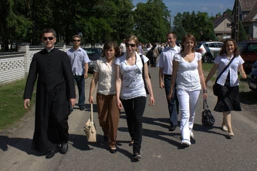 Wspólnota, Wspólnota Jednego Ducha, Rocznica, Rocznica KRP, Pratulin XVII, 2008.06.28