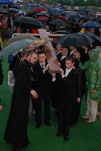 Wspólnota,  Wspólnota Jednego Ducha,  Rocznica wizyty Jana Pawła II, 2009.06.10