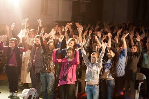 Wspólnota,  Wspólnota Jednego Ducha,  Wieczór Chwały,  2011.10.27